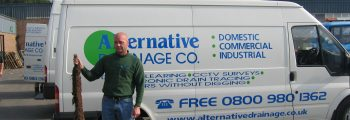 2003 – Senior Engineer Nigel Joined Alternative Drainage